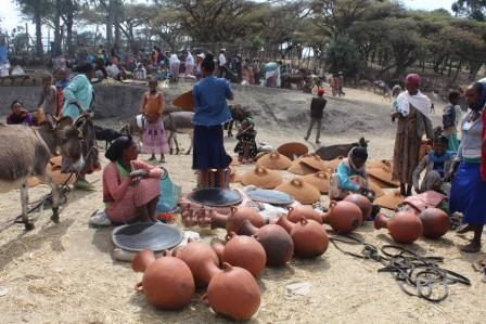 Adadi Mariam Local Market - Visit Adadi Mariam with a day tour from Addis Ababa